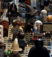 Doug Bowker's Lego Builds: Harry Potter Creations