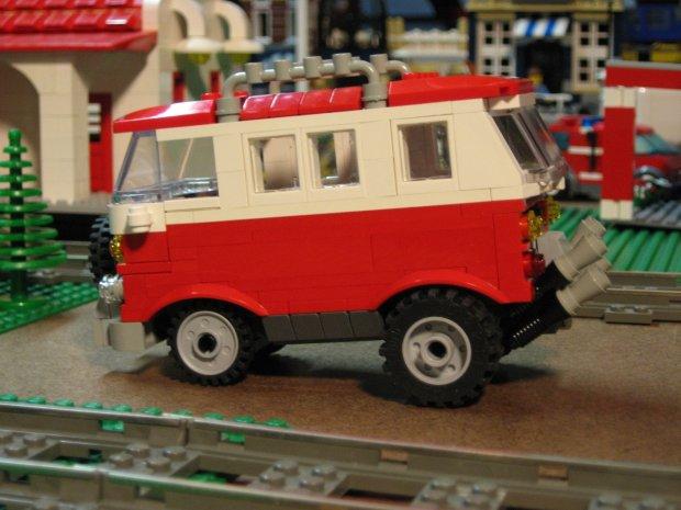 Bock Band Microbus