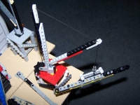 derrick cranes for millyard