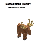 Moose by Mike Crowley